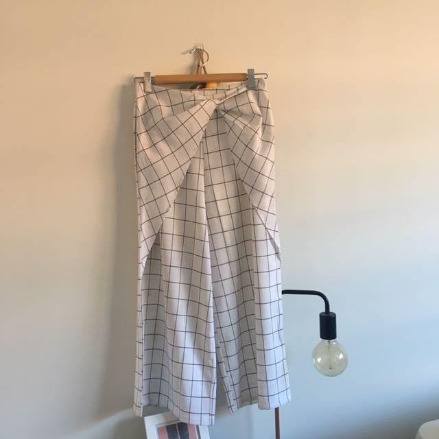 Grid Culottes