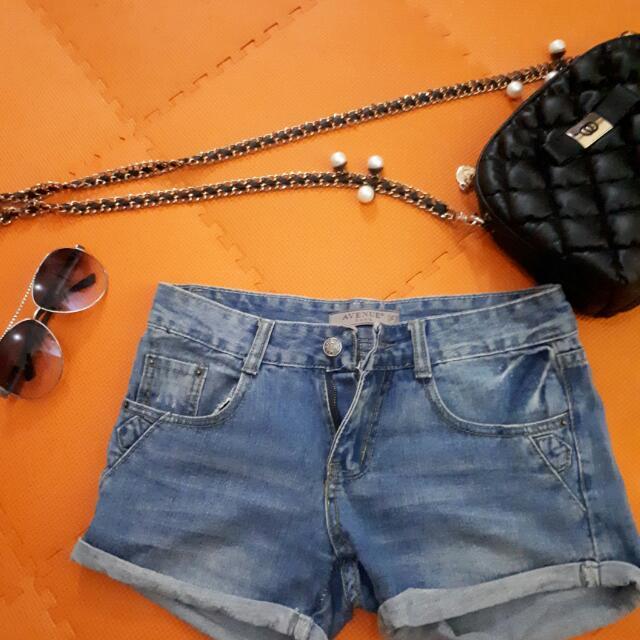 Hot Pants (Evenue Basic)