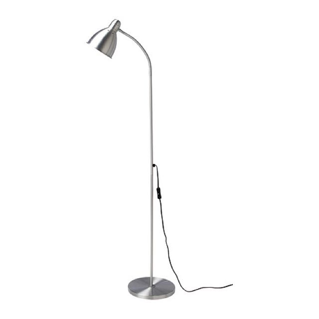 IKEA 立燈 閱讀燈 北歐工業風落地燈