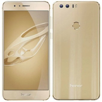 Installment: Huawei Honor 8 Sunrise Gold