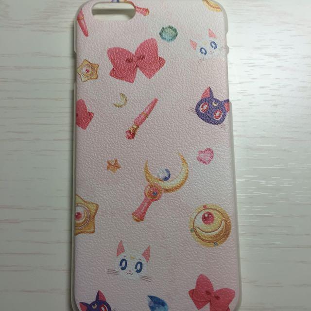 iPhone 6/6s Plus 美少女戰士 手機殼