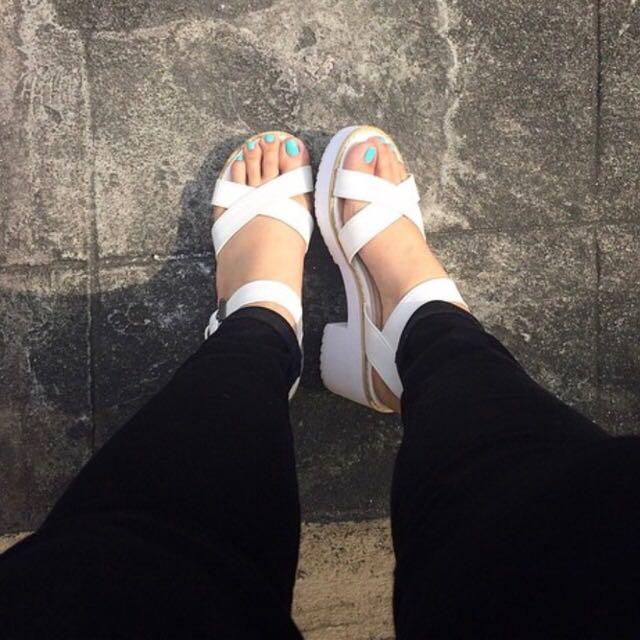 Janeo Block Heels