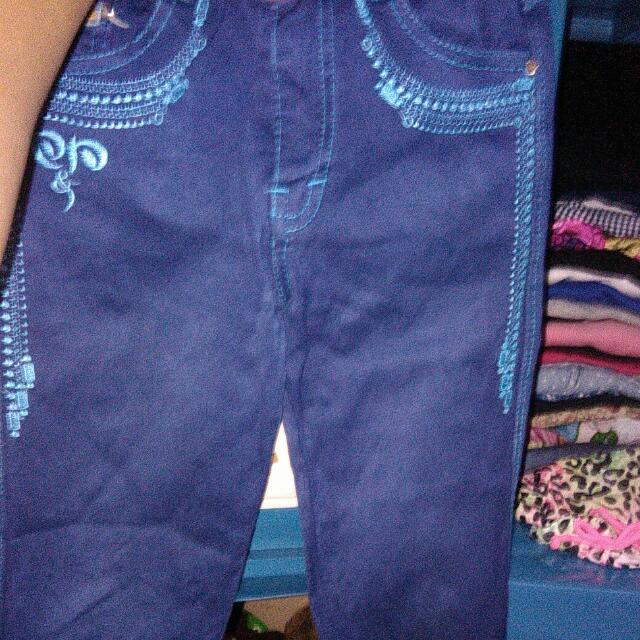 Jeans Seperti Baru Baru Sekali Pake