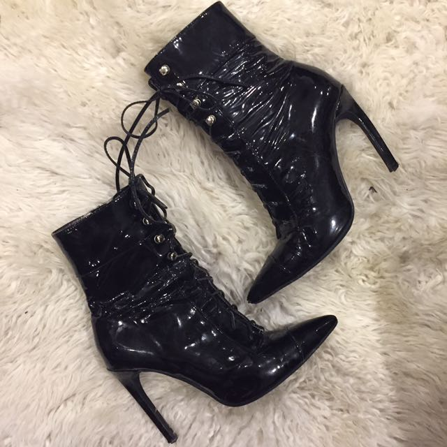 Jeffery Campbell Patent Leather