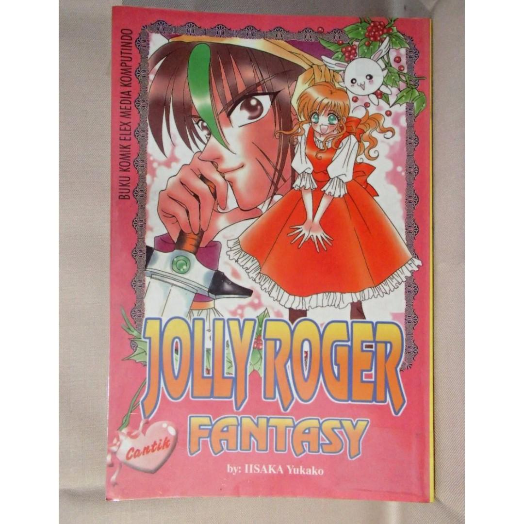 Jolly Roger Fantasy - Iisaka Yukako