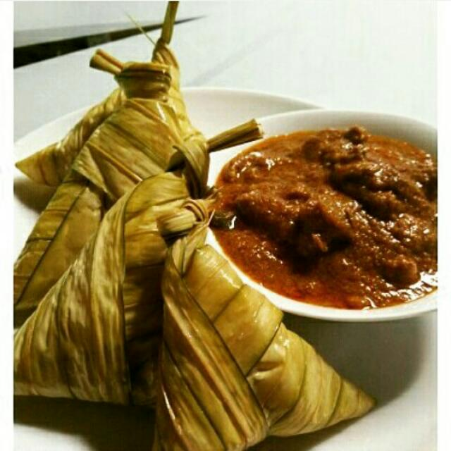 Ketupat Palas, Food & Drinks, Instant Food on Carousell
