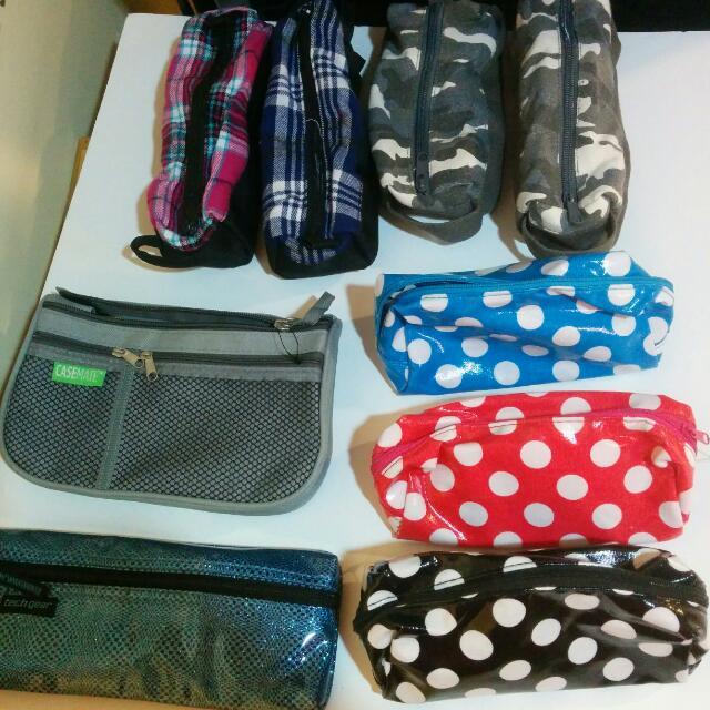 Little Make/ Pencil Bags