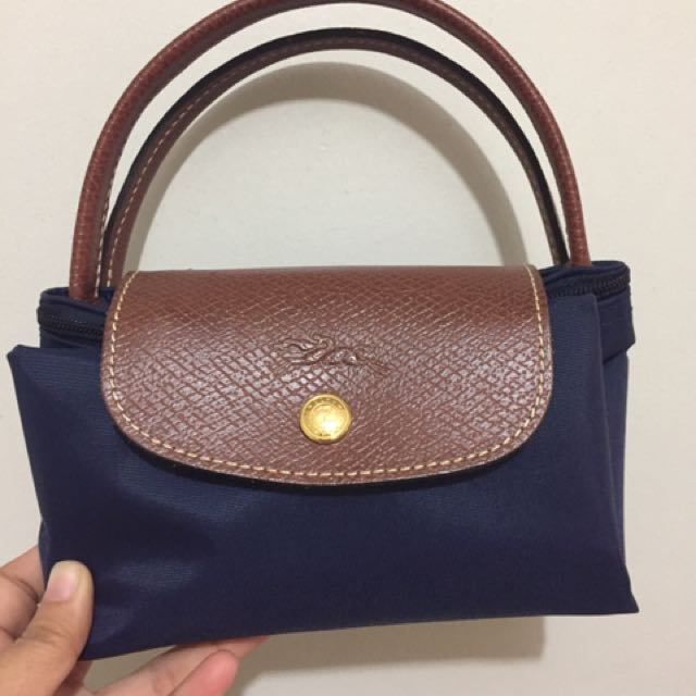Long Champ Le Pliage Original From France ( Small Short Handle)
