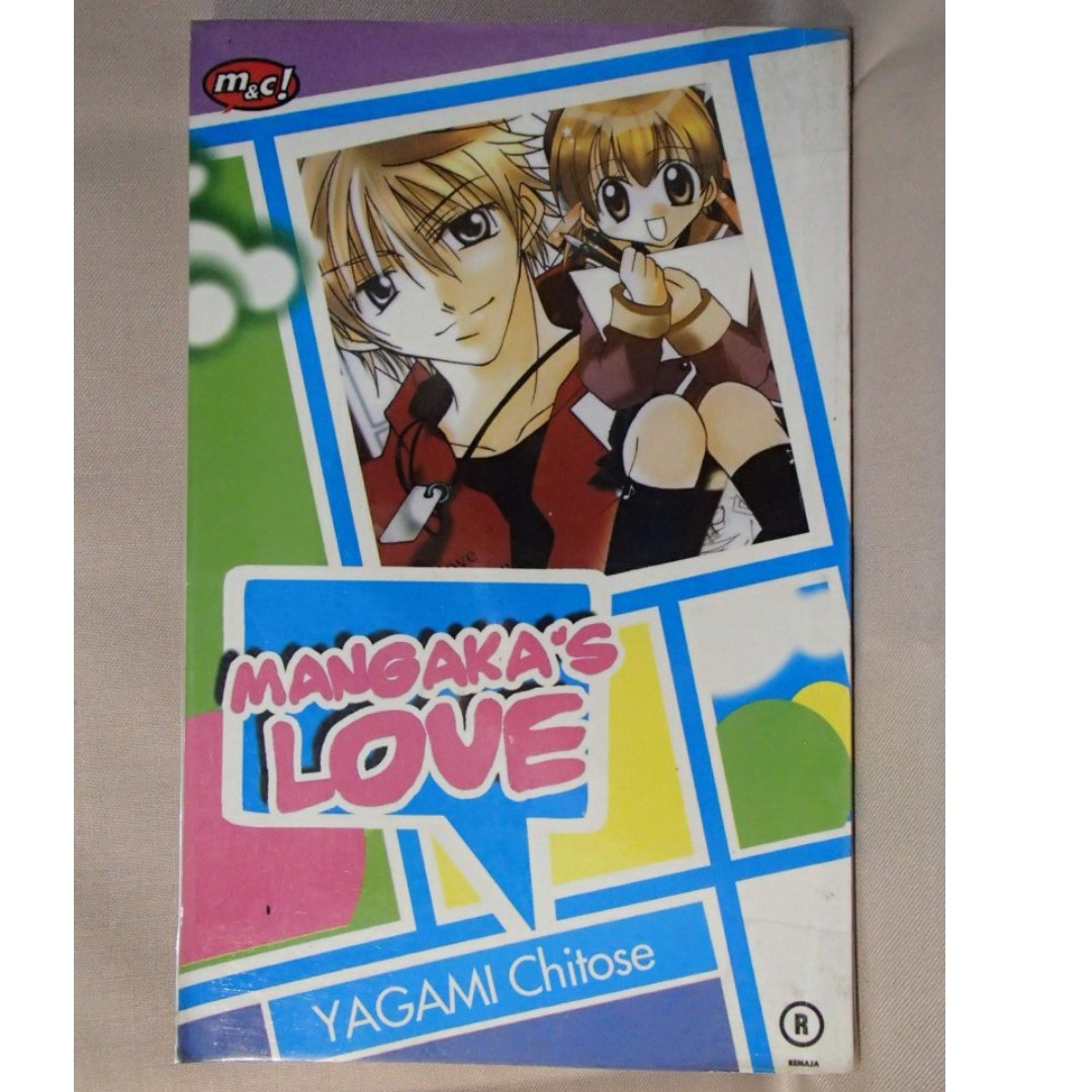 Mangaka's Love - Yagami Chitose