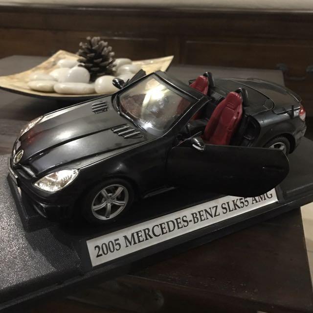 Mercedes Benz Slk55 Amg Replica