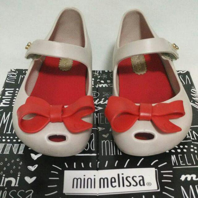Mini Melissa Girl Shoes