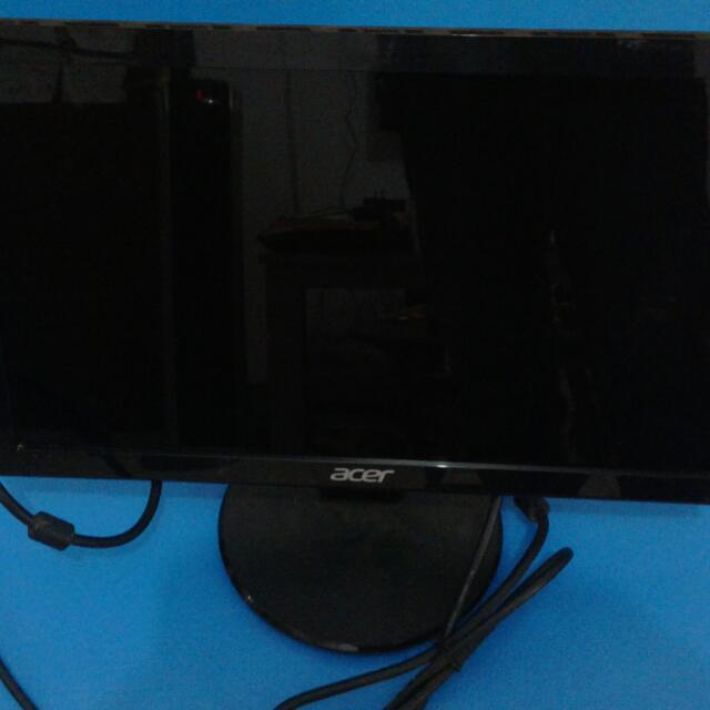 Monitor LCD Acer 15'