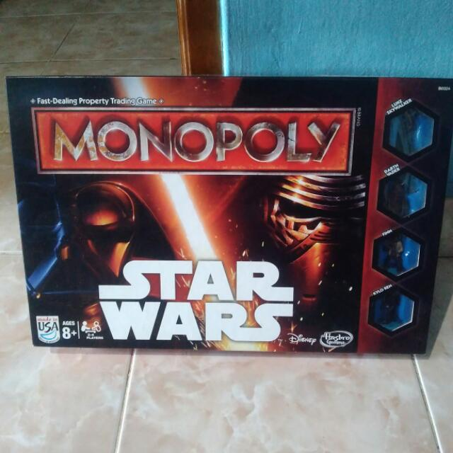 Monopoly Star Wars Rare Item