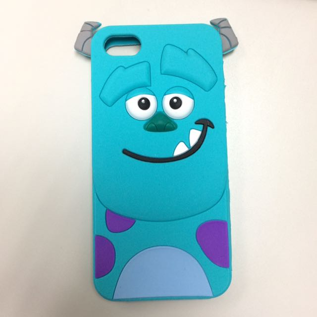 Monsters Inc Iphone 5 Case
