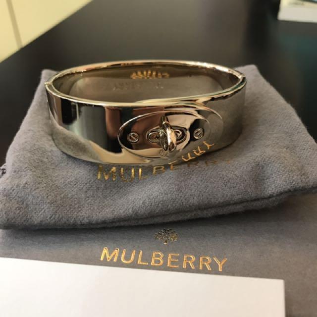 全新真品mulberry M號
