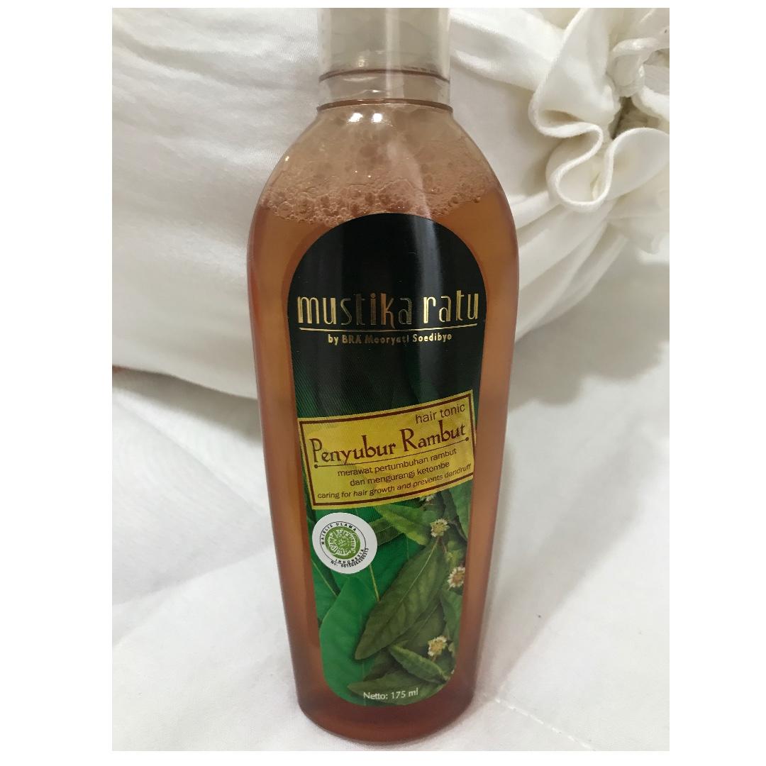 Mustika Ratu Hair Tonic Penyubur Rambut 175ml 2pcs Daftar Harga Best Seller Perawatan Shampoo Bayam Akar Kuat Dan Sehat Source Photo