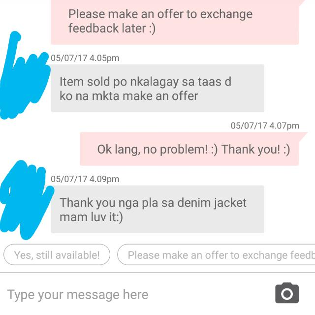 My First Transaction 😊