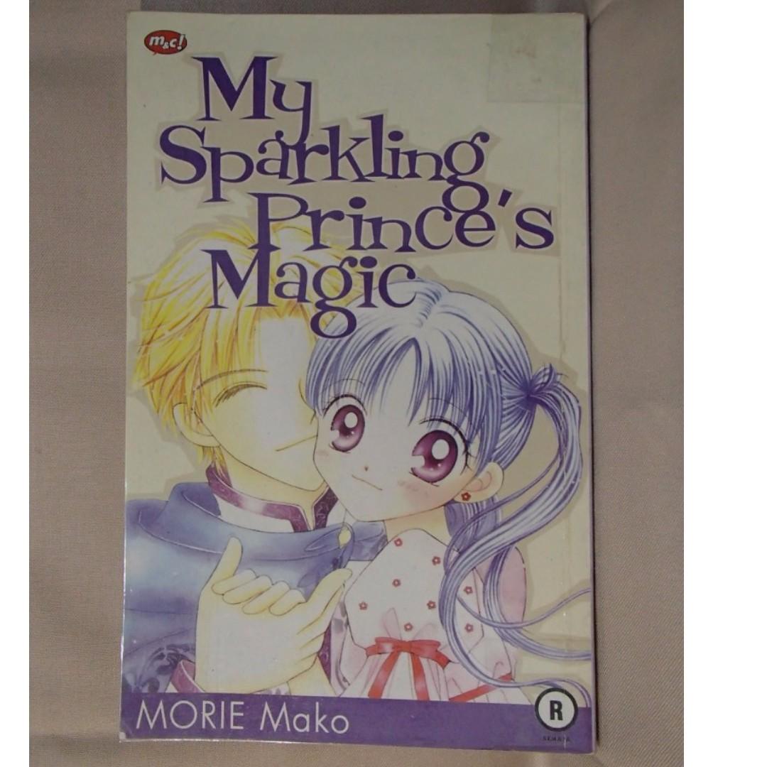 My Sparkling Prince's Magic -Morie Mako