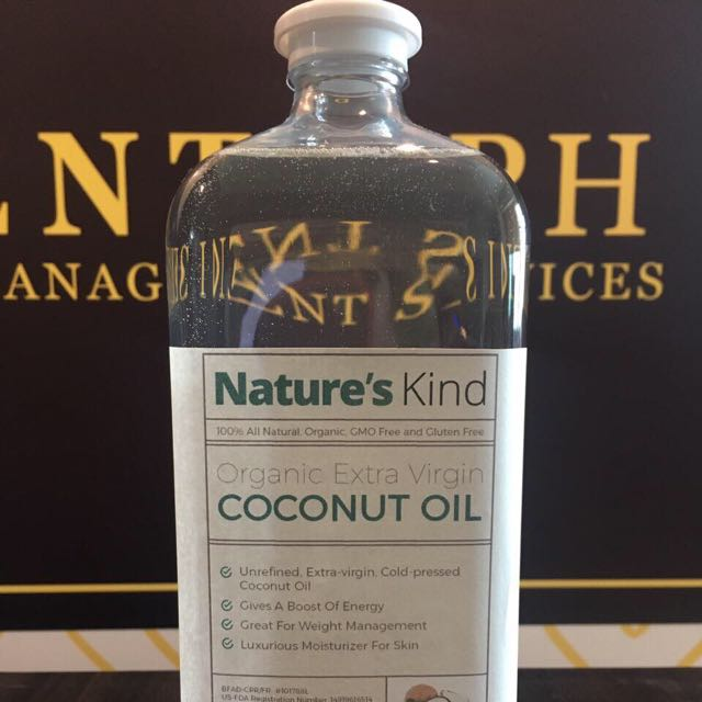 Nature's Kind Coconut Oil