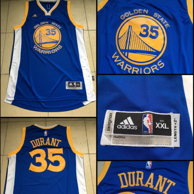 97444b2cf ... inexpensive nba jersey kevin durant gsw 35 mens fashion clothes on  carousell a4dd6 6377a