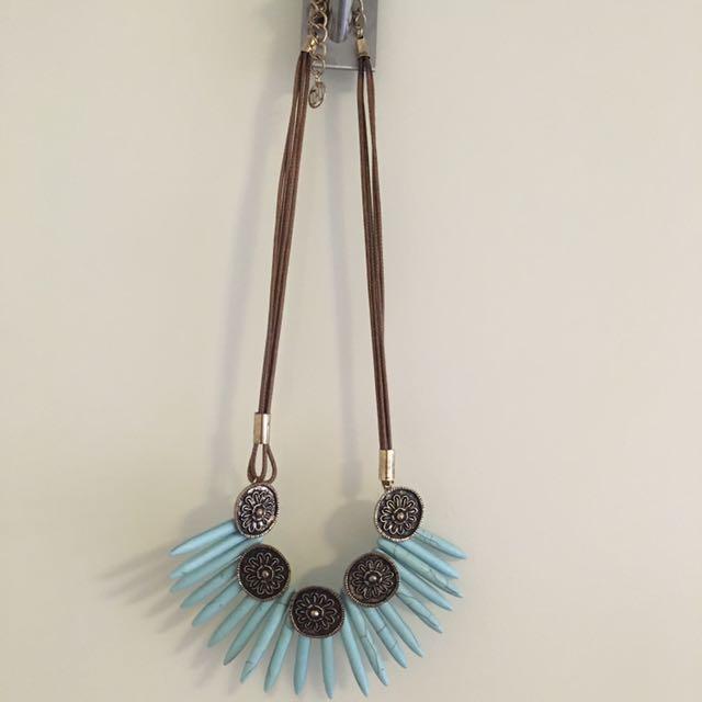 Necklace Hippie