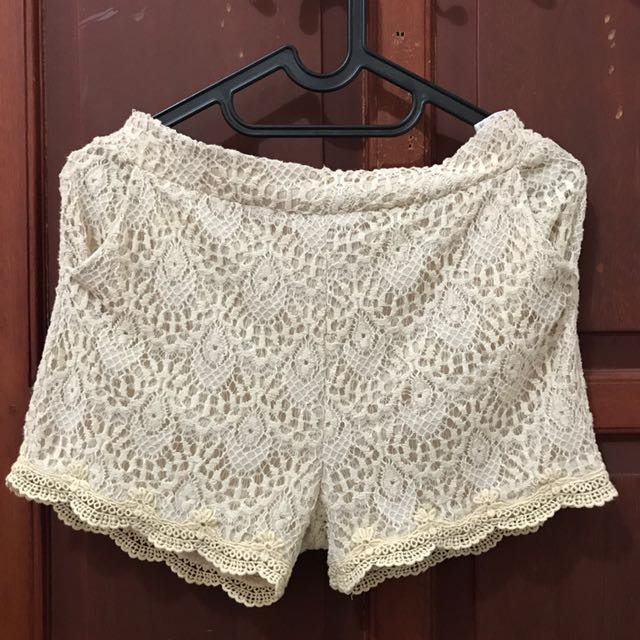 New! Lace Pants