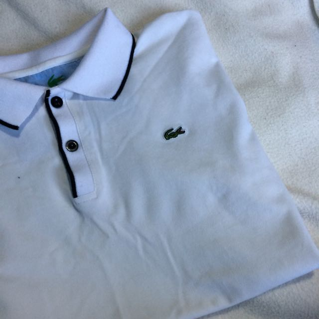 NEW Lacoste Polo