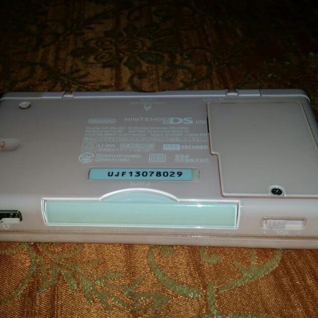 2 Nintendo DS Lite BundLe