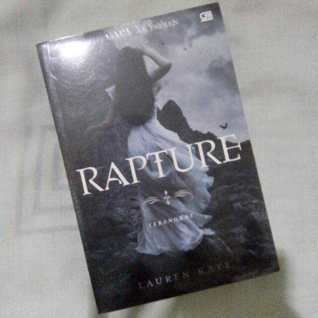 Novel Rapture Lauren Kate Segel Langka (Series Fallen)