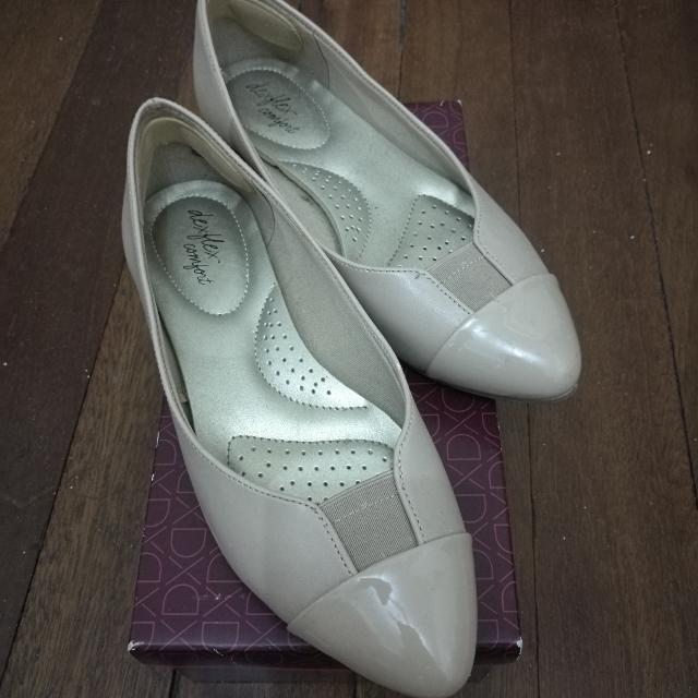 Nude 7.5w Shoes