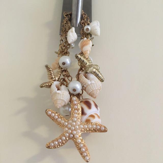 Ocean Vibe Charm Bracelet