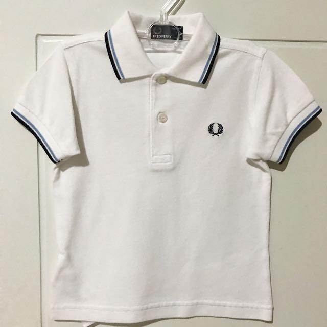 Original Fred Perry Polo Shirt (white)