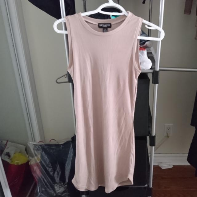 Pale Pink Sirens Dress (S)