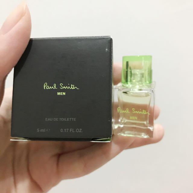 Paul Smith Men Parfum