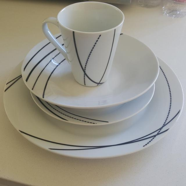 Plate Set ×4