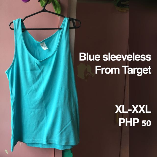 Plus Size Target Sleeveless