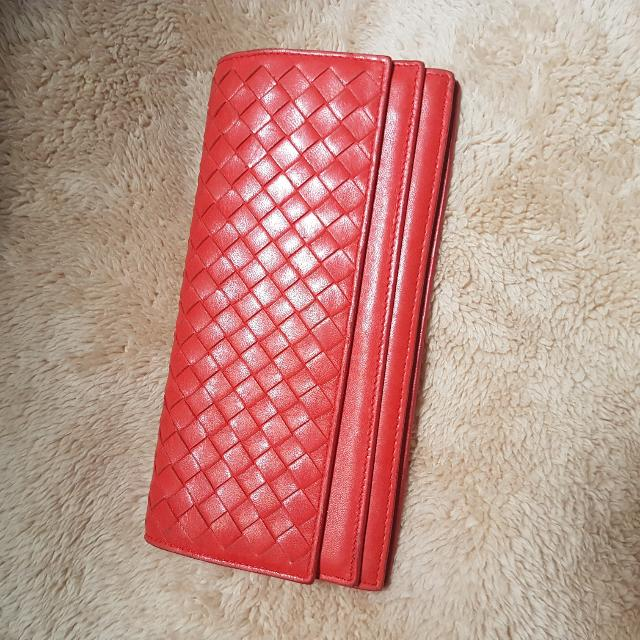 Preloved Authentic Bottega Wallet