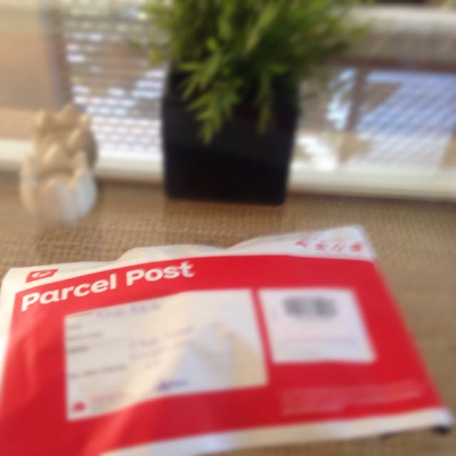 Proof Of Postage :)