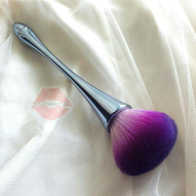 PURPLE POWDER BRUSH