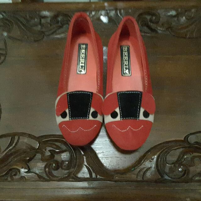 Red Shoes Size 26