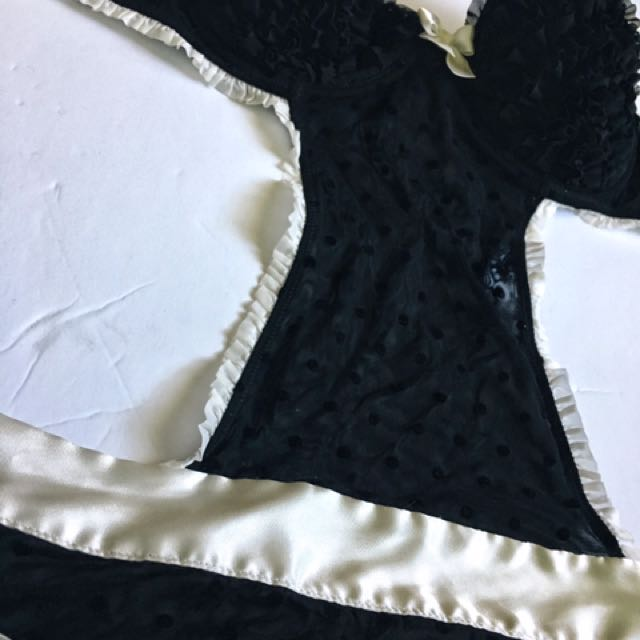 Sexy Maid Outfit Lingerie