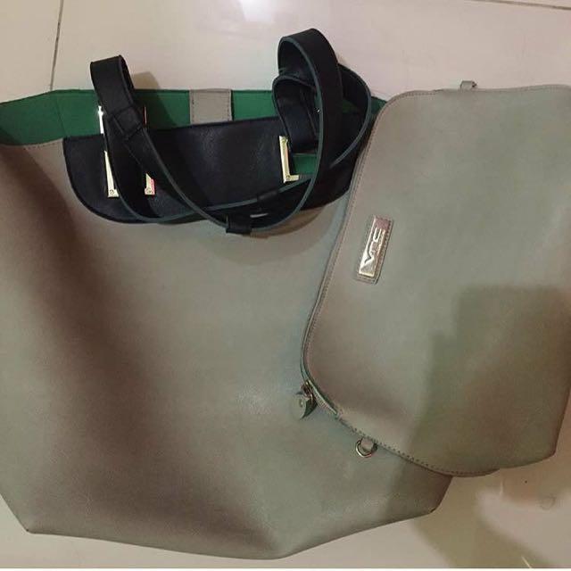 shopper bag by vnc