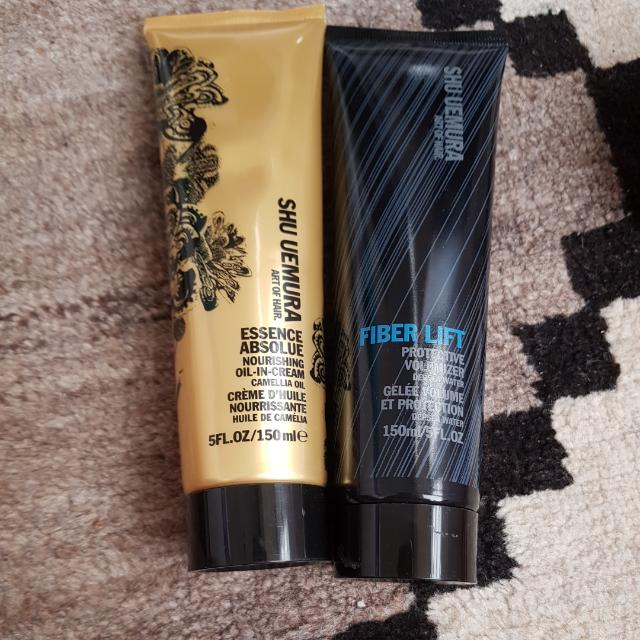 Shu Uemure Hair Products