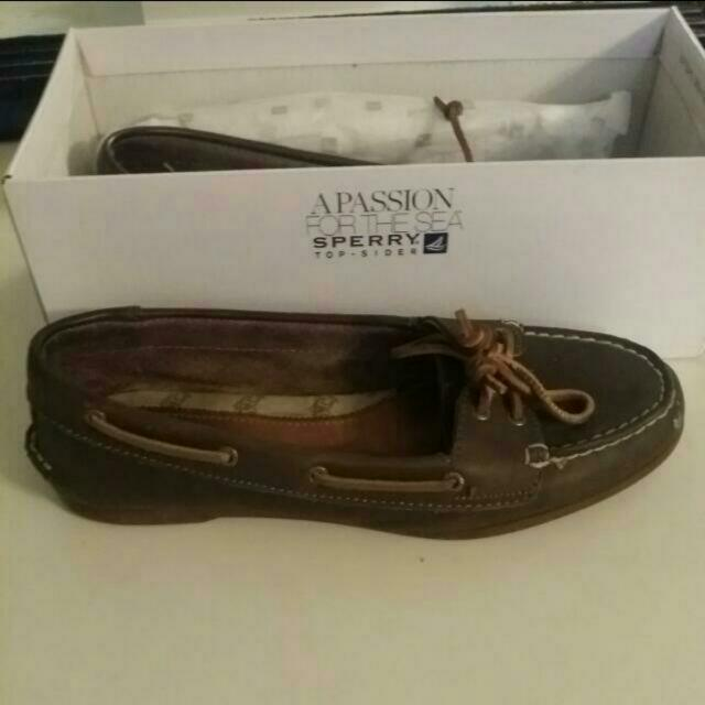 Sperry Top Side Size 7