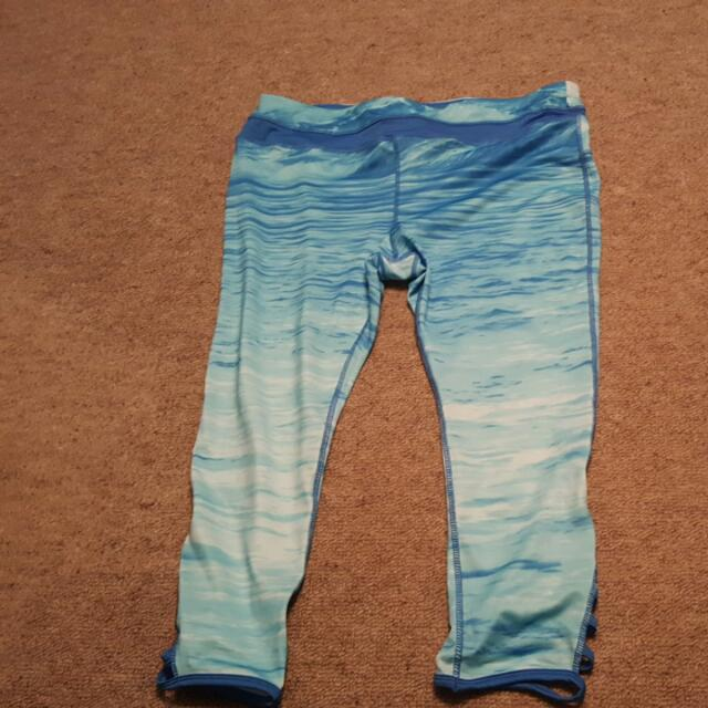 Sports Leggings Size XL