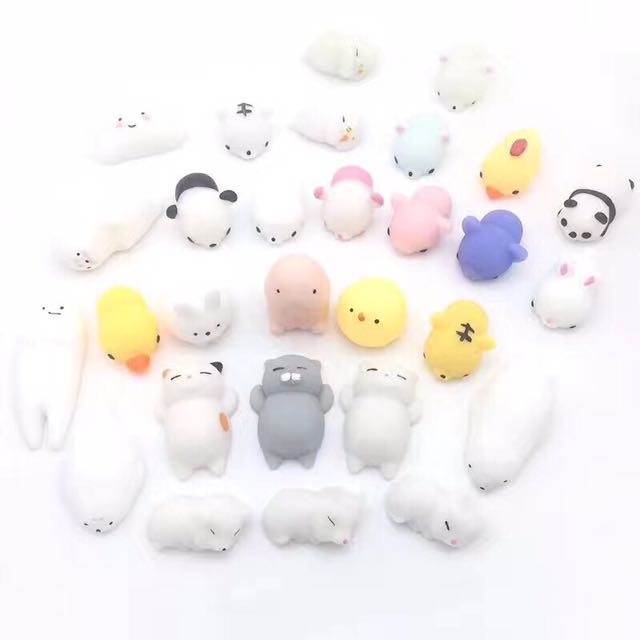 Squishy Toys (New Designs)