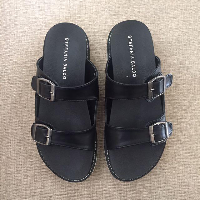 #ClearanceSale Strap Sandals