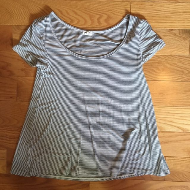 Stretchy Comfort Tee