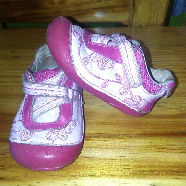 stride Rite Shoes For New Born-1yr Old