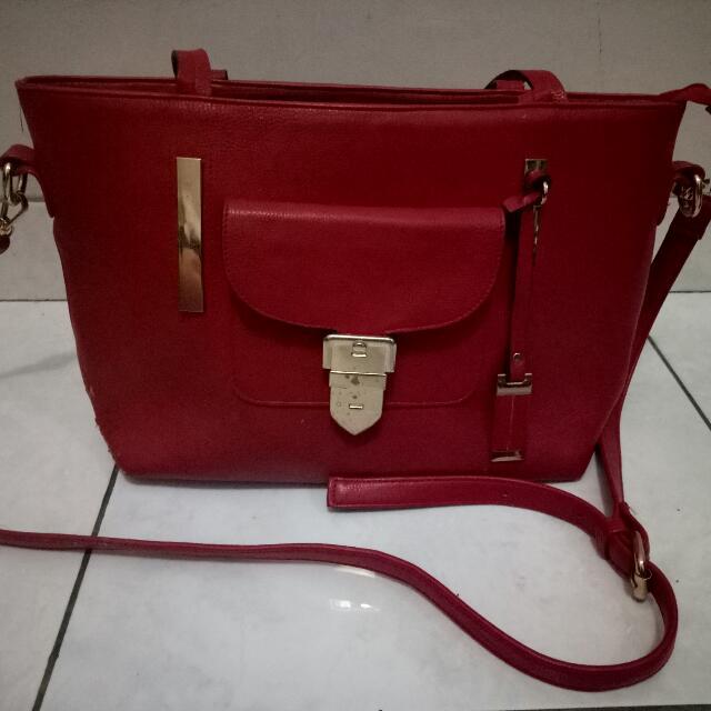Tas Kerja Palomino Bag Red Version Ori Preloved Tas Second Tas Bekas Tas  Kondangan Tas Keren ae4ed44537
